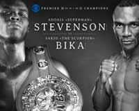 Adonis Stevenson vs Sakio Bika - full fight Video 2015 WBC