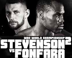 Adonis Stevenson vs Fonfara 2 - full fight Video 2017 WBC