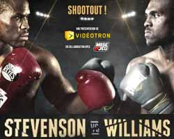 Adonis Stevenson vs Williams Jr - full fight Video 2016 WBC