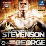 Video - Adonis Stevenson vs Don George - full fight video IBF pelea