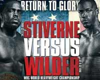 Deontay Wilder vs Stiverne - full fight Video 2015 result Wbc