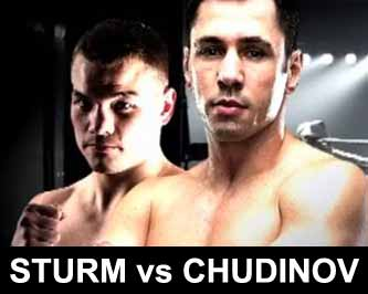 Felix Sturm vs Fedor Chudinov - full fight Video 2015 WBA