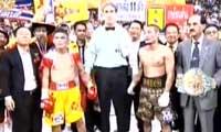 Suriyan Sor Rungvisai vs Nobuo Nashiro - fight Video WBC world title