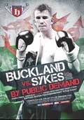 Gary Sykes vs Buckland 2 – full fight Video - All The Best Videos