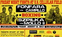 Artur Szpilka vs Mike Mollo 2 - full fight Video 2013-08-16