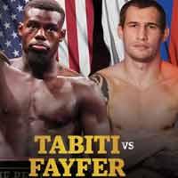 Andrew Tabiti vs Ruslan Fayfer full fight Video 2018