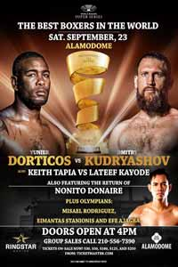 Keith Tapia vs Lateef Kayode - full fight Video 2017