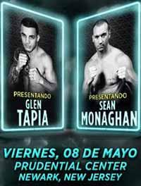 Glen Tapia vs Michel Soro - fight Video 2015 result