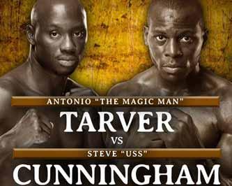 Antonio Tarver vs Steve Cunningham - full fight Video 2015