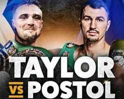 Josh Taylor vs Viktor Postol full fight Video 2018