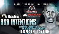 Video - Jermain Taylor vs Raul Munoz - full fight Video HL 2012