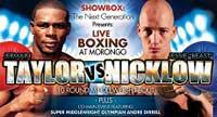Jermain Taylor vs Nicklow - full fight Video - AllTheBest Videos