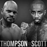 Tony Thompson vs Malik Scott - full fight Video 2015 result