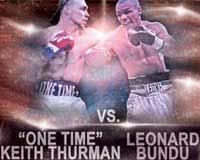 Keith Thurman vs Bundu - full fight Video 2014 WBA result