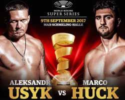 Oleksandr Usyk vs Marco Huck - full fight Video 2017 WBO