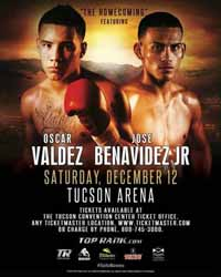 Jose Benavidez vs Sidney Siqueira - fight Video 2015 pelea