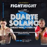 Francisco Vargas vs Ezequiel Aviles full fight Video 2019