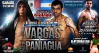 Rey Vargas vs Nestor Hugo Paniagua - full fight Video 2015