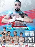 Wilfredo Vazquez Jr vs Jonathan Arrellano - fight Video 2014