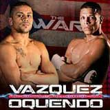 Wilfredo Vazquez Jr vs Jonathan Oquendo - full fight Video pelea WBO