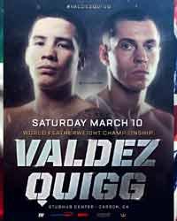 Andy Vences vs Erick De Leon fight video 2018