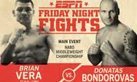 Brian Vera vs Donatas Bondorovas - full fight Video 2013