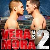 Video - Brian Vera vs Sergio Mora 2 - full fight video WBO Nabo