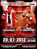 Mateo Veron vs Javier Maciel - full fight Video pelea completa