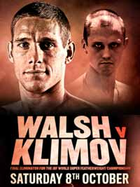 Liam Walsh vs Andrey Klimov - full fight Video 2016 result