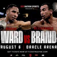 Andre Ward vs Alexander Brand - full fight Video 2016 result