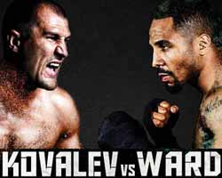Andre Ward vs Kovalev - full fight Video 2016 WBA