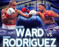 Andre Ward vs Edwin Rodriguez - full fight Video pelea 2013 WBA