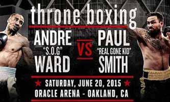 Andre Ward vs Paul Smith - full fight Video 2015 result