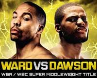 Video - Andre Ward vs Chad Dawson - full fight video WBC, WBA titles