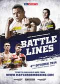 Ricky Burns vs Alexandre Lepelley - full fight Video 2014 result