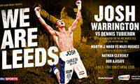 Josh Warrington vs Dennis Tubieron - full fight Video 2015