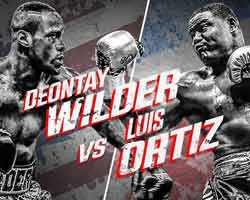 Deontay Wilder vs Luis Ortiz full fight Video 2018 WBC