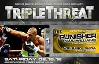 Paul Williams vs Nobuhiro Ishida - full fight Video AllTheBest Videos