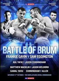 Khalid Yafai vs Cunningham - full fight Video 2015 result