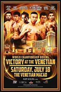 Ik Yang vs Cesar Cuenca - fight Video pelea 2015 result