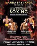 Daud Cino Yordan vs Choi Tseveenpurev - full fight Video IBO title