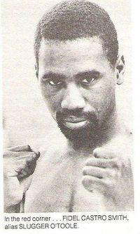 Fidel Castro Smith boxer
