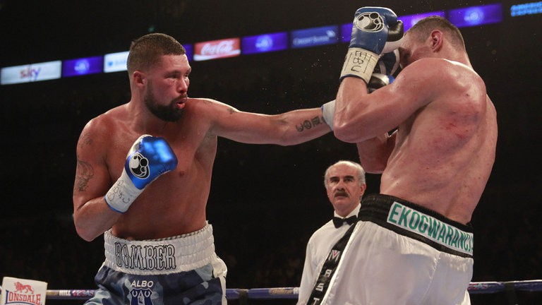 Tony Bellew ('Bomber')