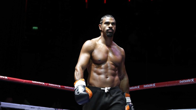 David Haye Boxer – Wiki, Profile