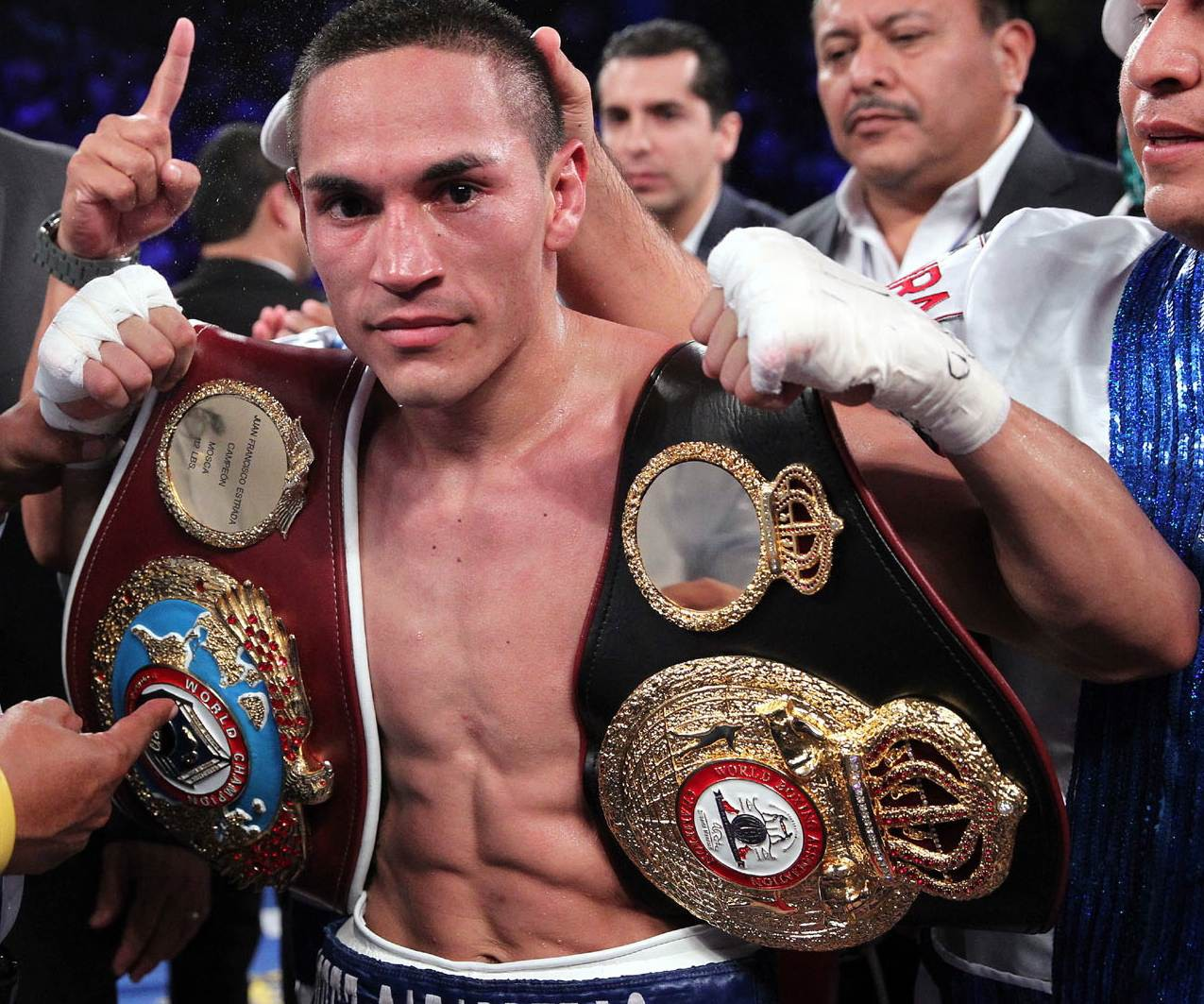 Juan Francisco Estrada (El Gallo)