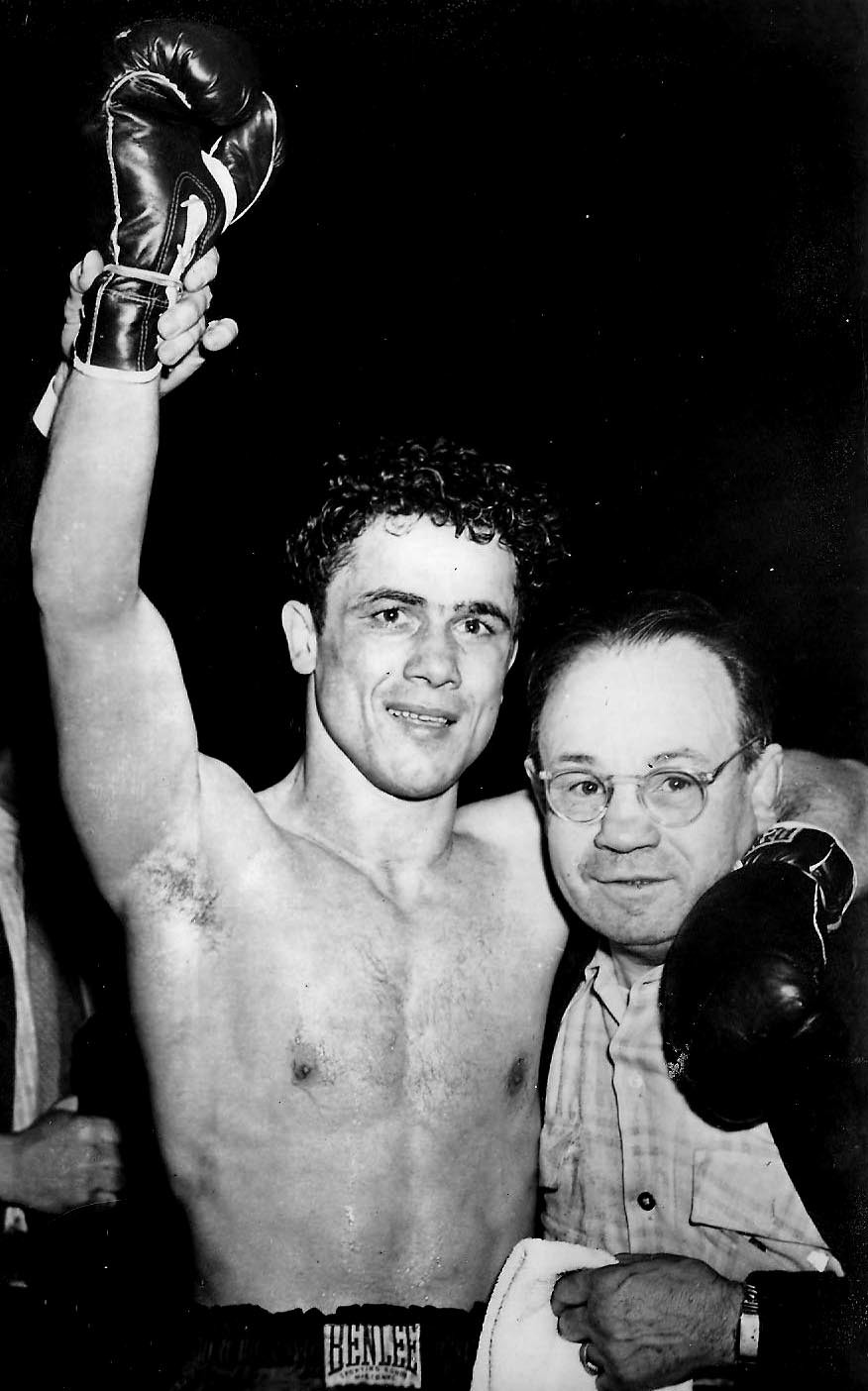 Marty Servo Boxer – Wiki, Profile | 234Fight.com Bobby Hull Jr