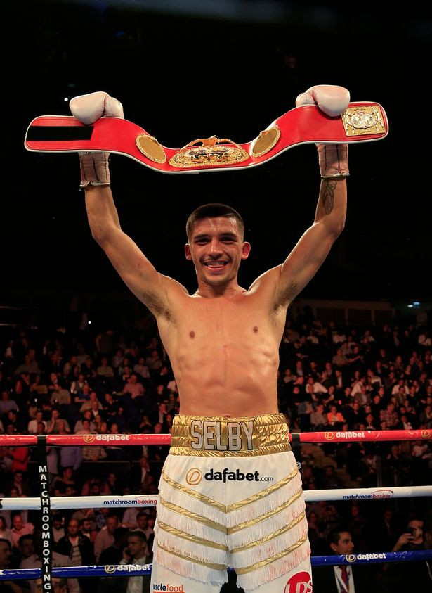 Lee Selby ('Lightning')