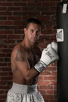 Anthony Bonsante boxer