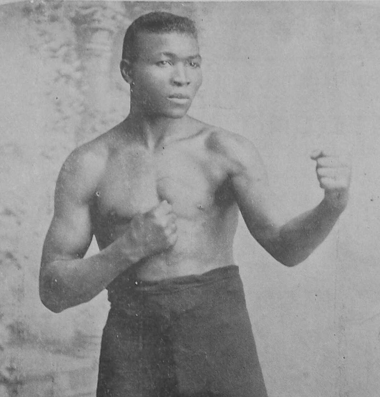 Jack Johnson boxer  Wikipedia