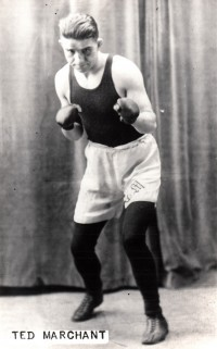 Ted Marchant boxer